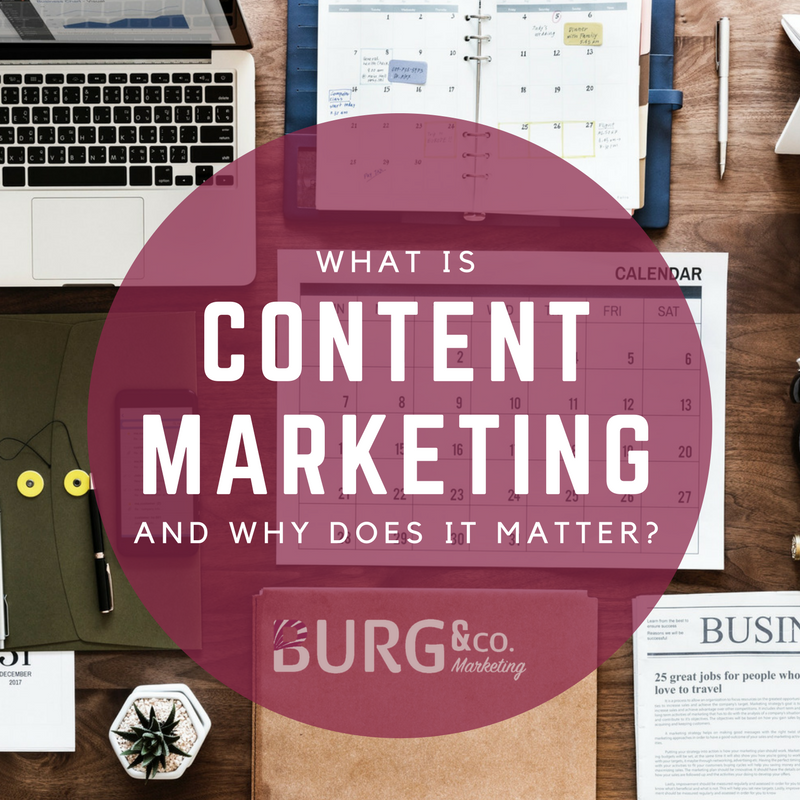 What is Content Marketing – and Why Does it Matter?